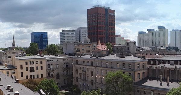 prace wysokościowe Łódź